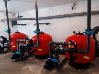 filtration plomberie piscines Alpes Maritimes